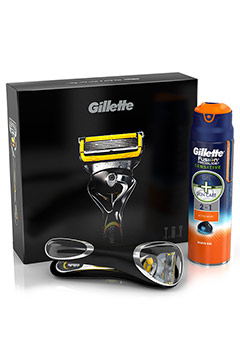 Набор для бритья Gillette Fusion Proshield